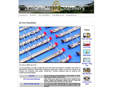 World Wide Stationery Manufacturing Group
